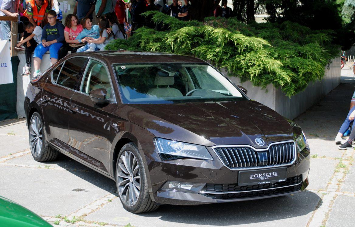 Inchirieri Auto Timisoara | Rent a Car Timisoara - Skoda Superb