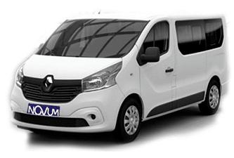 Novum Rent a Car Timișoara | Inchirieri Auto Timisoara | Preturi Inchirieri Masini - Renault Trafic
