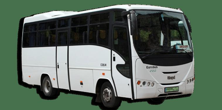 Inchirieri Autocare Timisoara - Iveco Otoyol