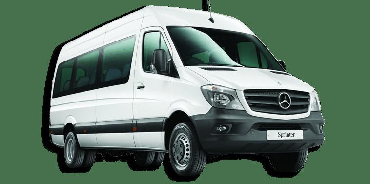 Inchirieri Microbuze Timisoara - Mercedes Sprinter 2